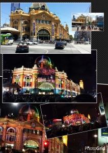 Melbourne's Flinders Street Station